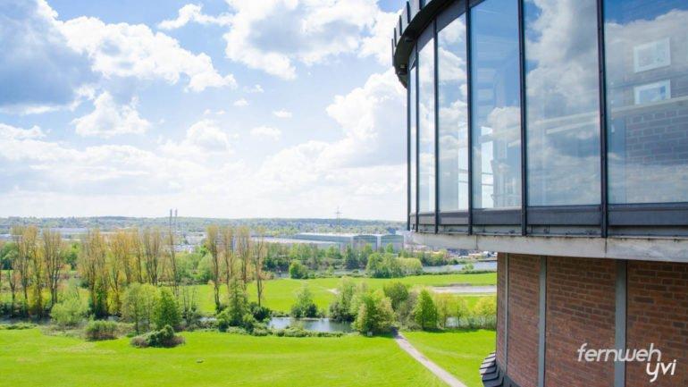Die Aussicht vom Wasserturm