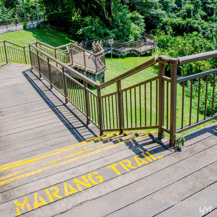 Southern Ridges - Merang Trail