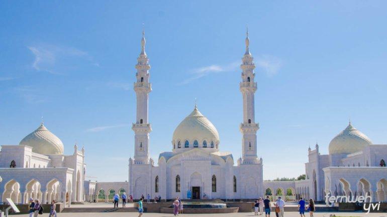 Die Moschee von Bolgar