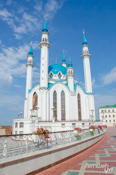 Kul-Scharif Moschee