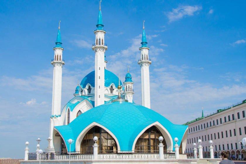 Moschee Kasan