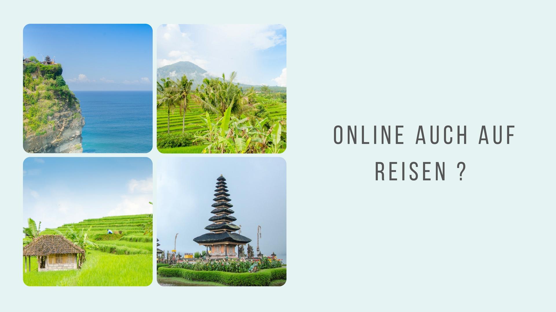 Titelbild Internet auf Bali