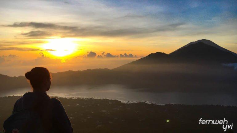 Sunrisetrekking Bali
