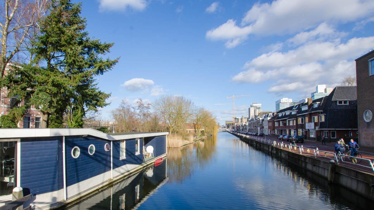 Utrecht Kanal
