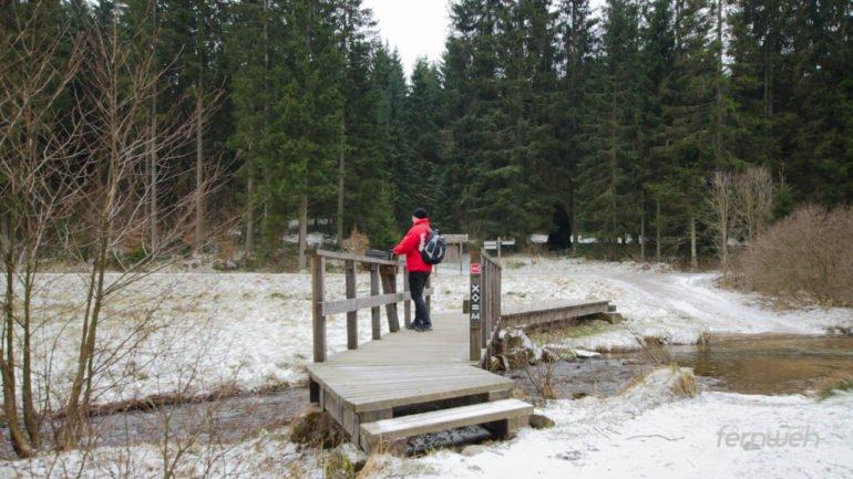 Brücke im Schwarzbachtal
