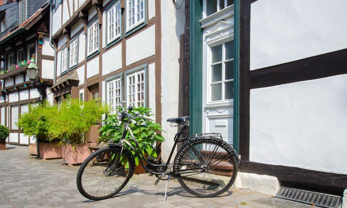 Miele Fahrrad