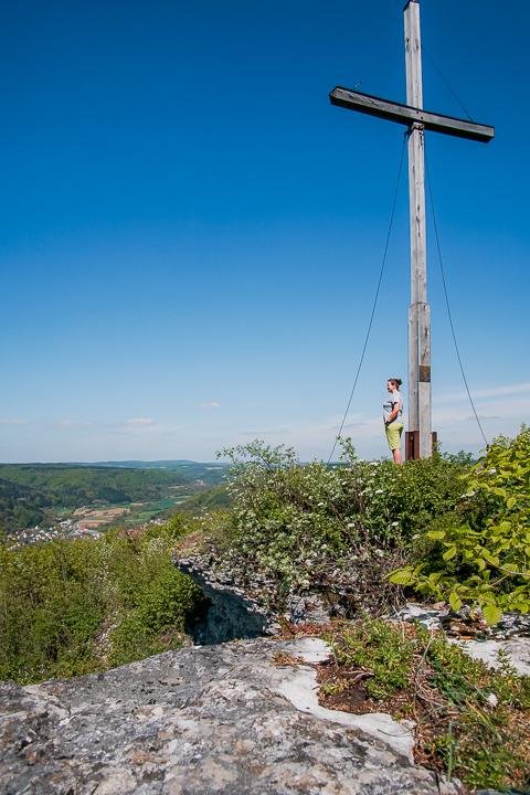 Gipfelkreuz des Zuckerhutes